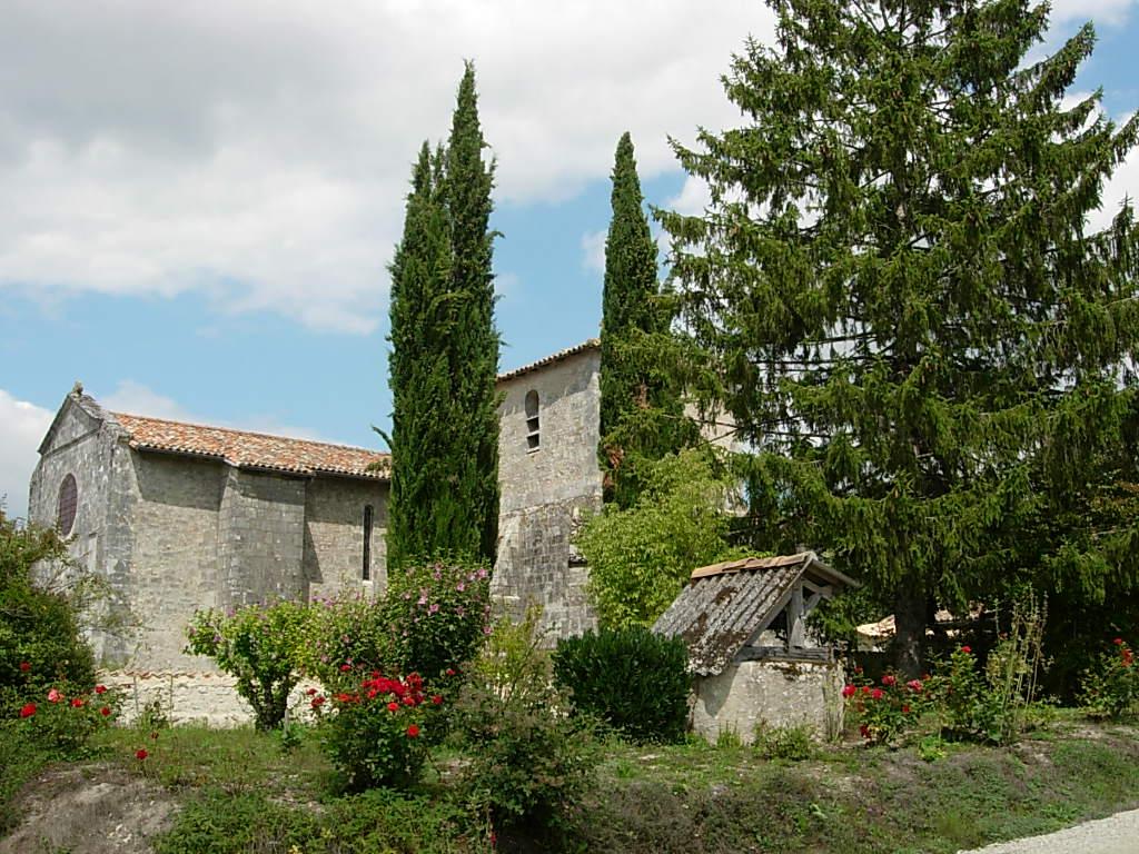 église de messac
