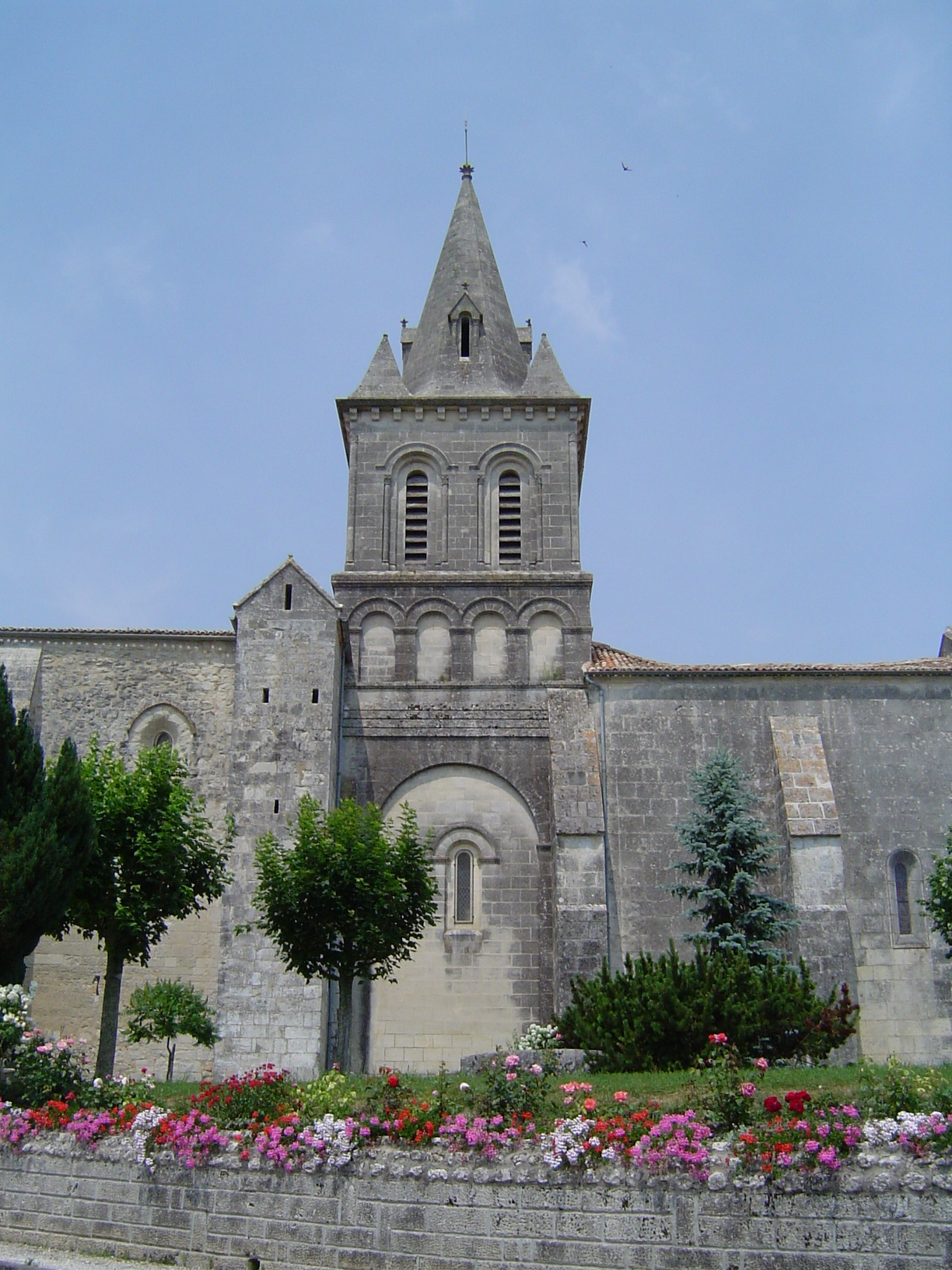 église de tugéras